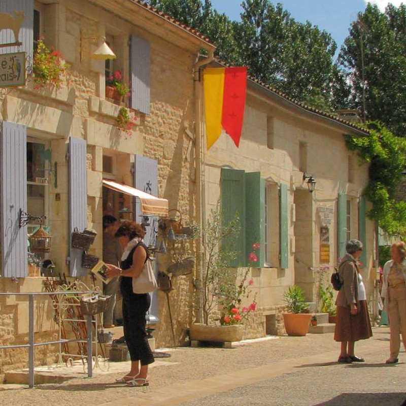 Marais poitevin l'été : déambulation dans les villages typiques