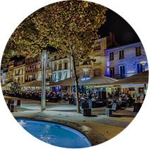 Le charme des villes   la nuit