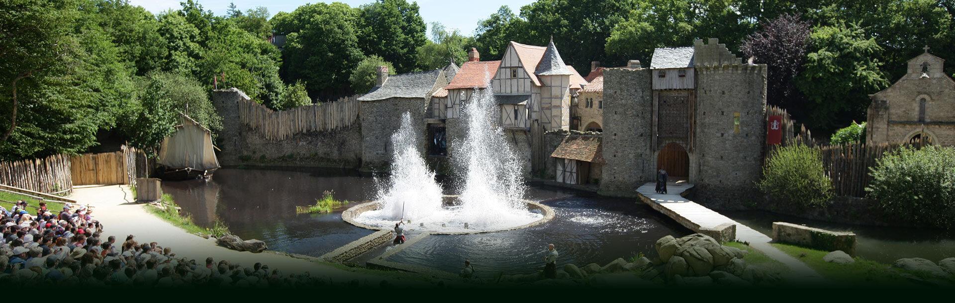 Sites de visite aux portes du Parc