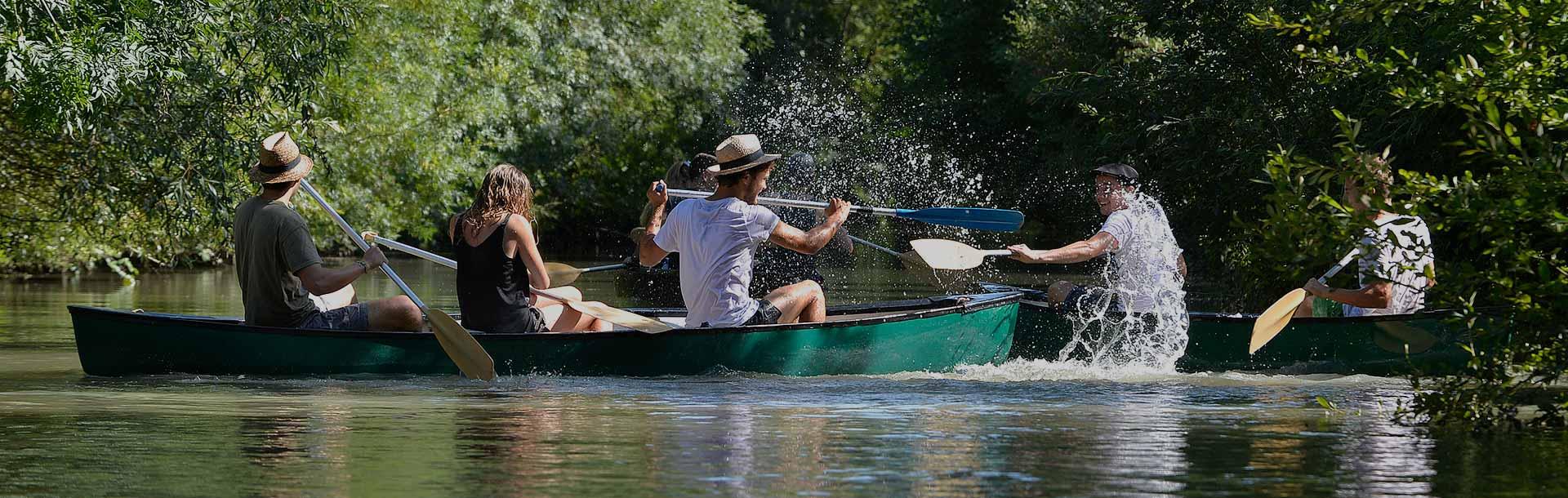 12 choses à faire l'été dans le Marais poitevin