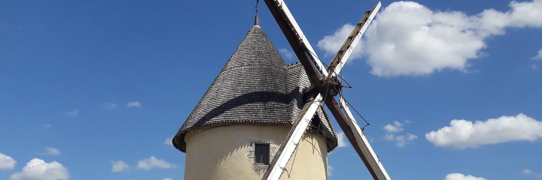 Visite et goûter au moulin de Beauregard à Marans
