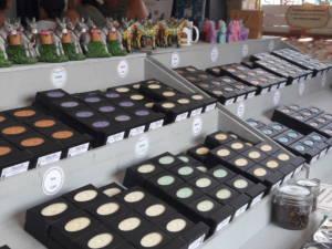 Soap works with female Poitou donkey milk in the Marais poitevin regional nature park