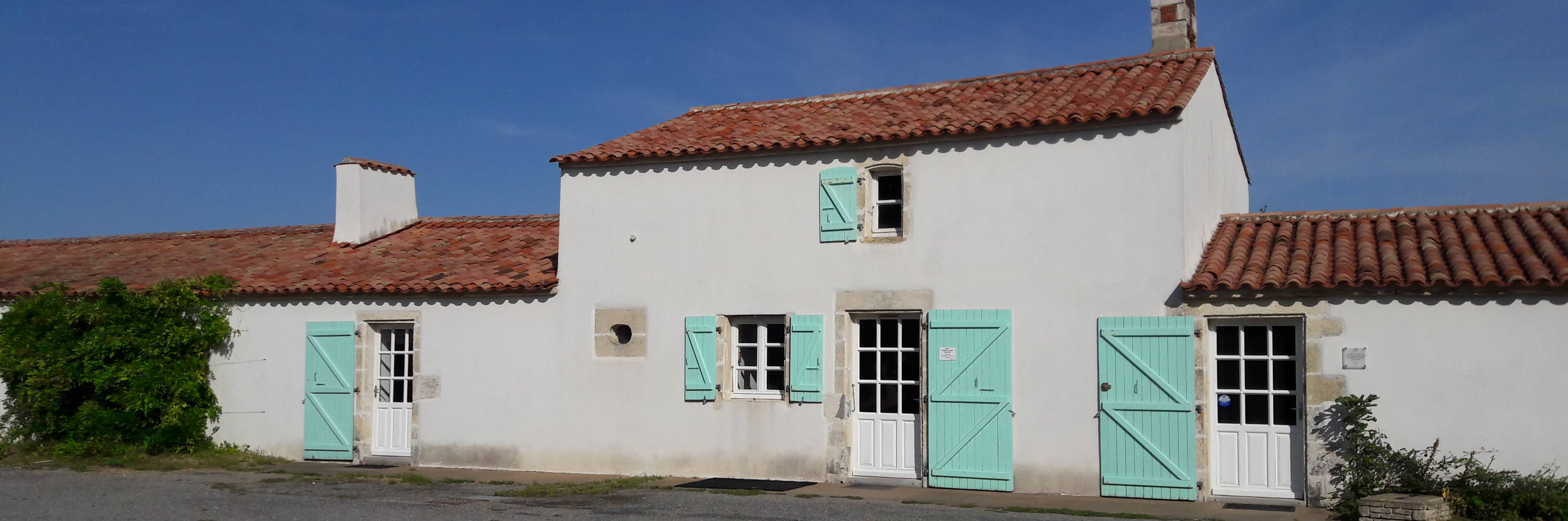 The House of the Master of Dykes in the Marais poitevin
