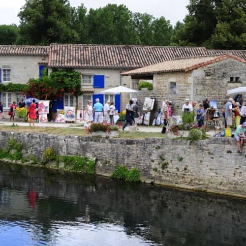Festival de peinture de Magné