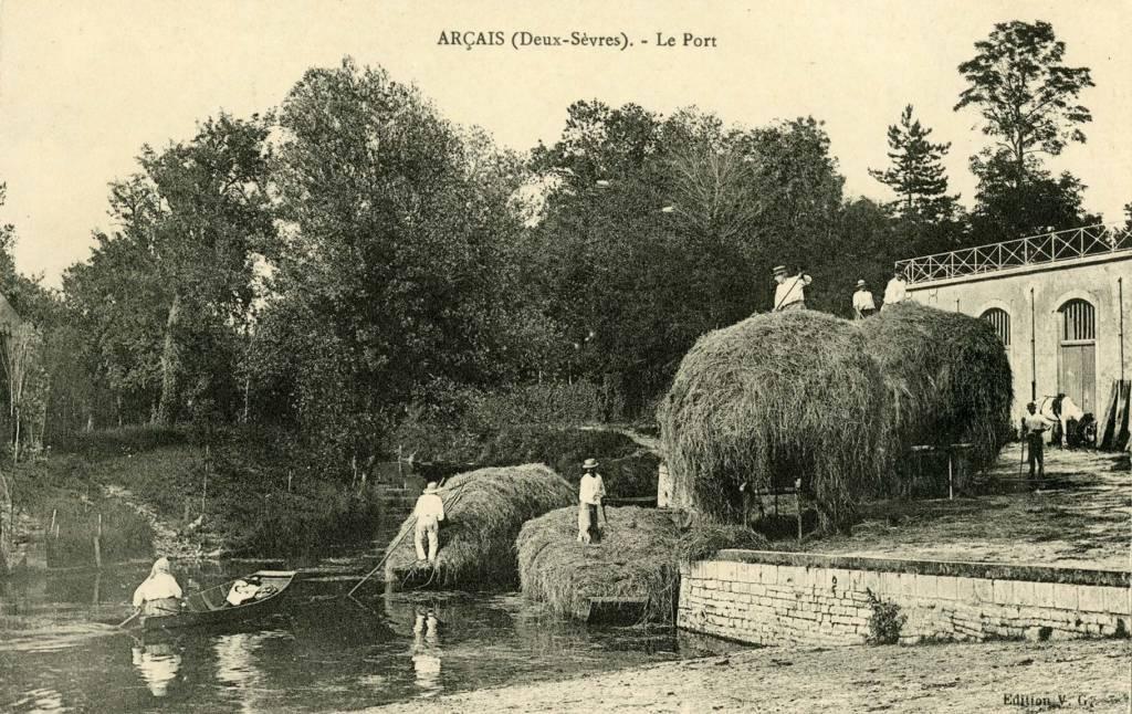 Location de barque dans le Marais poitevin
