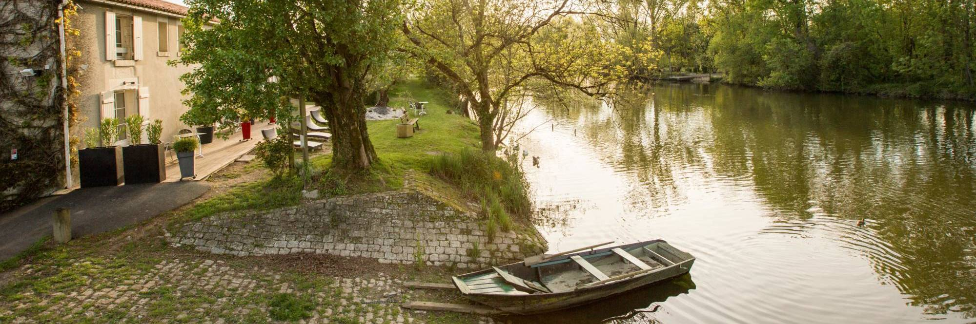 Choose your accommodation for your holidays in the Marais poitevin