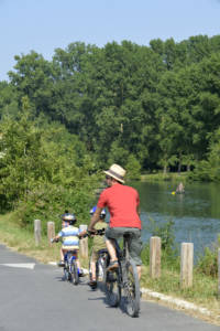 Promenade vélo de Coulon à la Garette