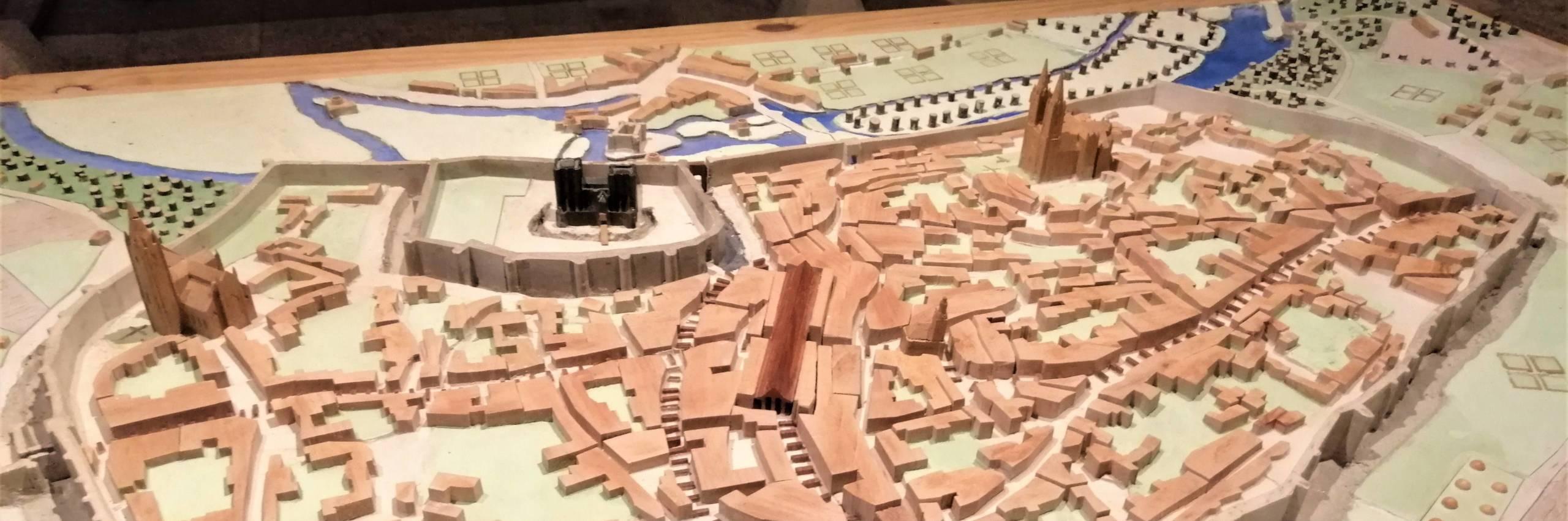 Le Donjon de Niort veille sur le Marais poitevin