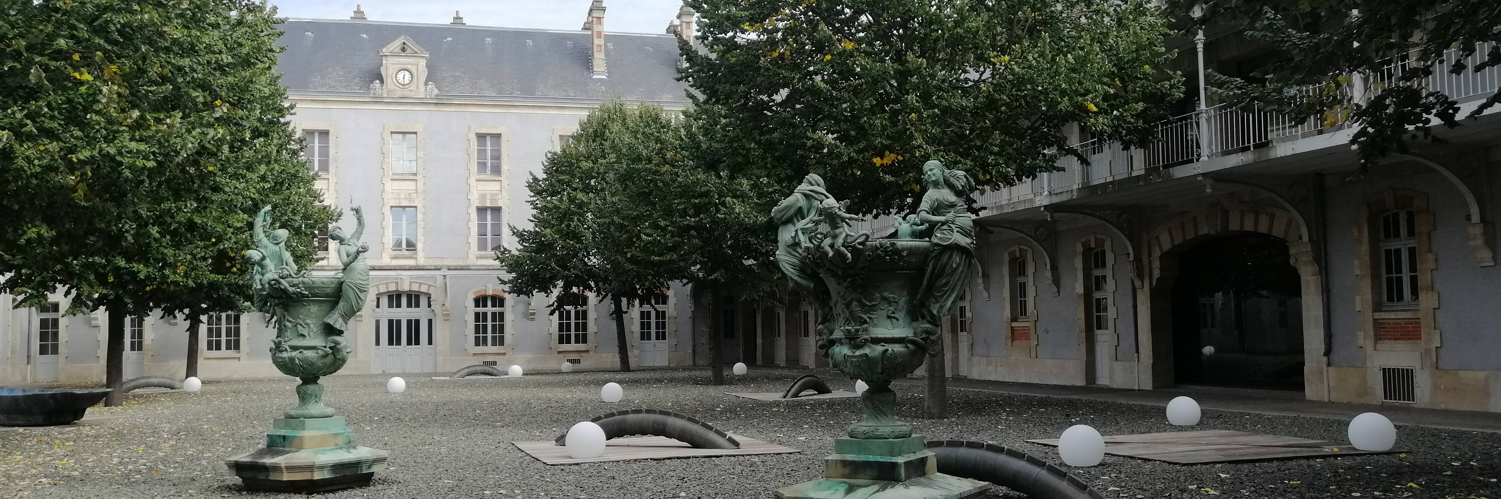 Let's discover the Bernard d'Agesci Museum in Niort