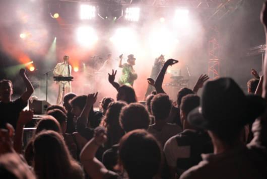 Jeudis niortais, concerts gratuits l'été en plein centre de Niort