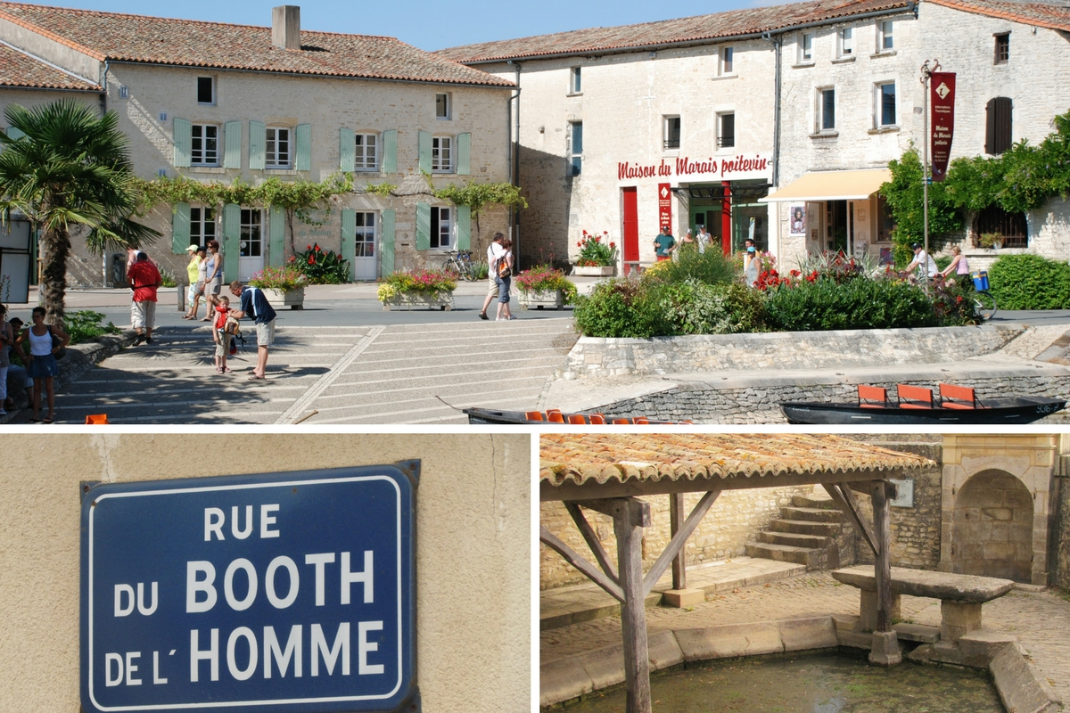 Les villages du Marais poitevin