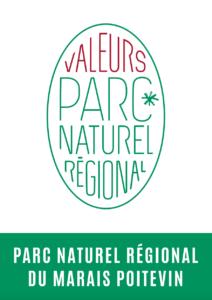 Logo Marque Valeurs Parc naturel régional