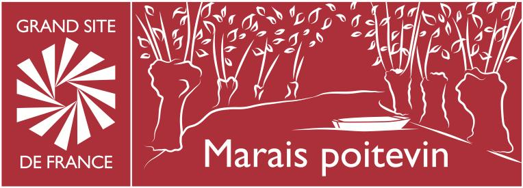 Logo du Grand site de France Marais poitevin