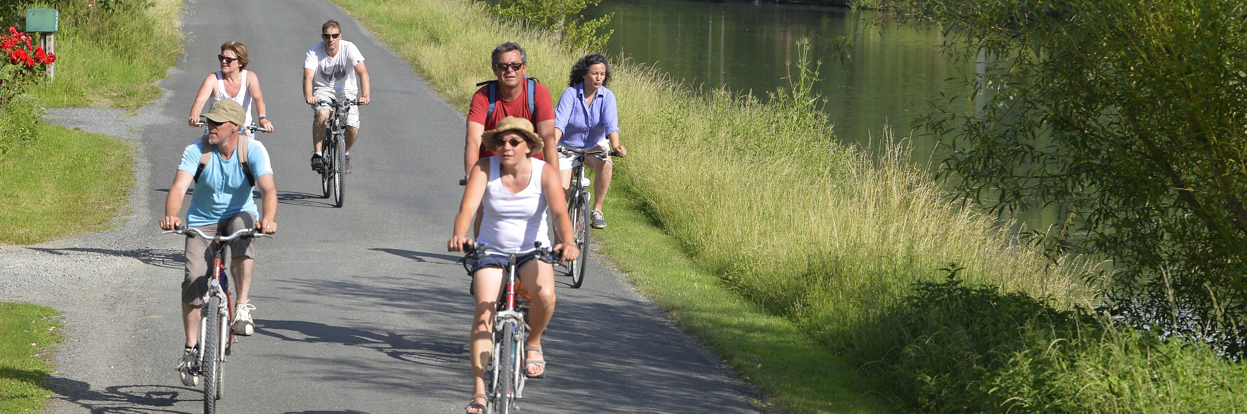 Circuit 9, a bike ride in the heart of the Marais poitevin