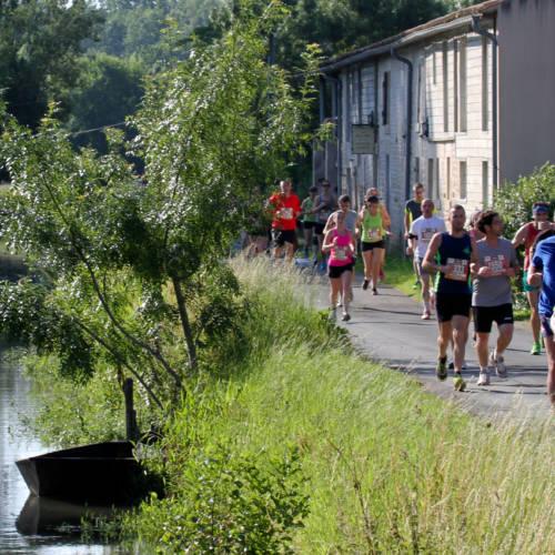 The Eco-friendly Marathon: Niou Maraisthon