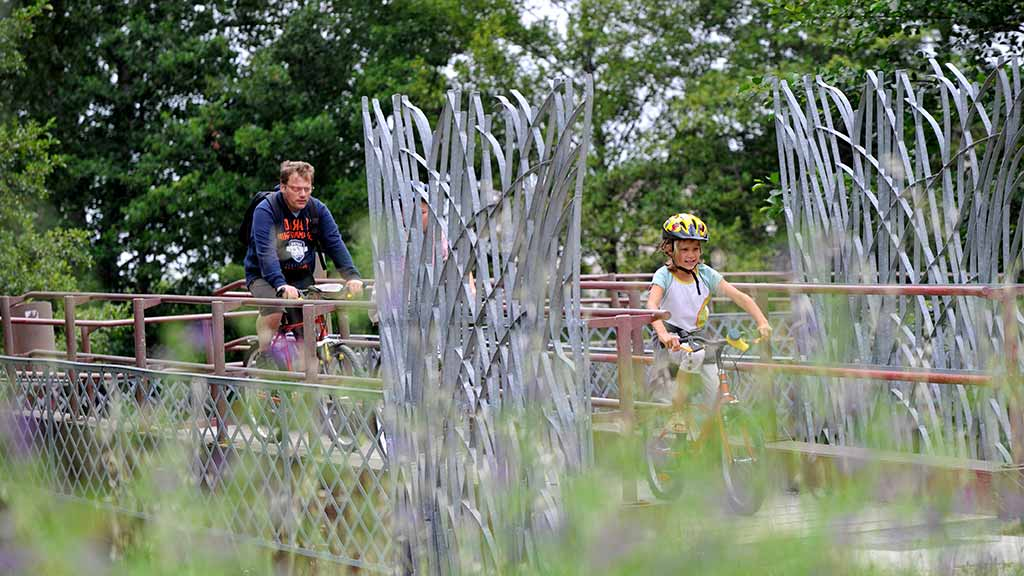 Découvrir Niort à vélo - Marais poitevin
