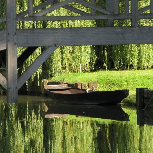 Une journée <br>en barque
