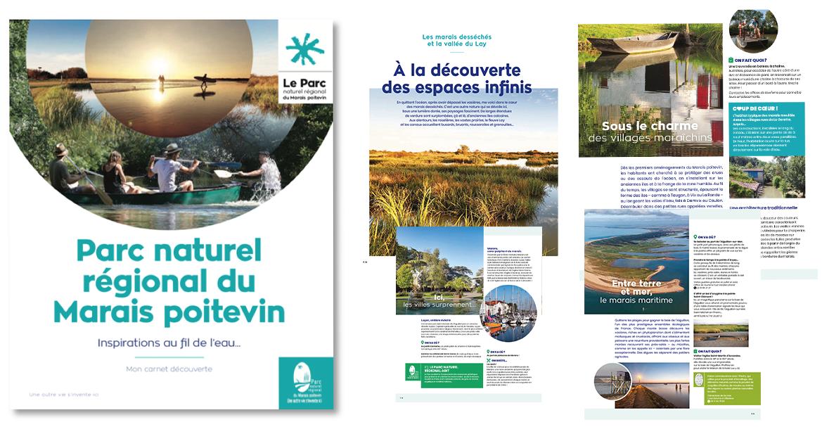 Le magazine de la destination touristique Marais poitevin