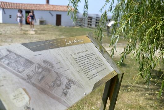 Maison du Maître de Digues à Chaillé les Marais, site de visite pour mieux comprendre le Marais poitevin