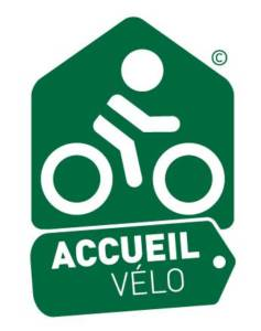 pictogramme accueil velo