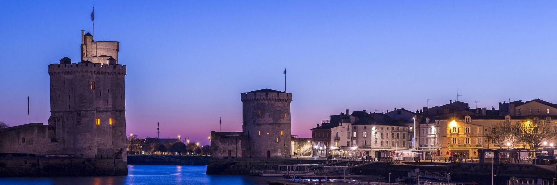 Visit La Rochelle and its surroundings