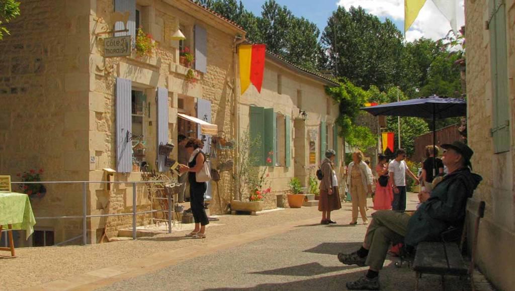 Visiter les villages du Marais poitevin